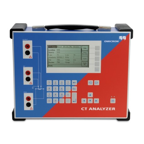 OMICRON CT ANALYSER
